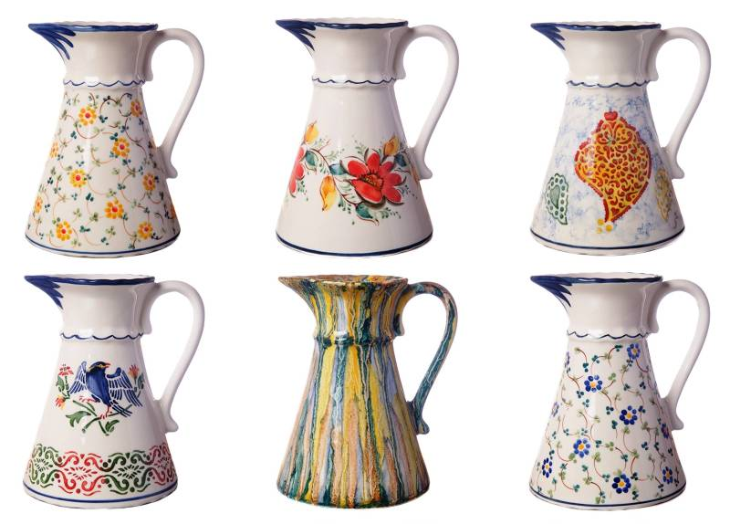 Bilhas Repenicadas • Large pitcher